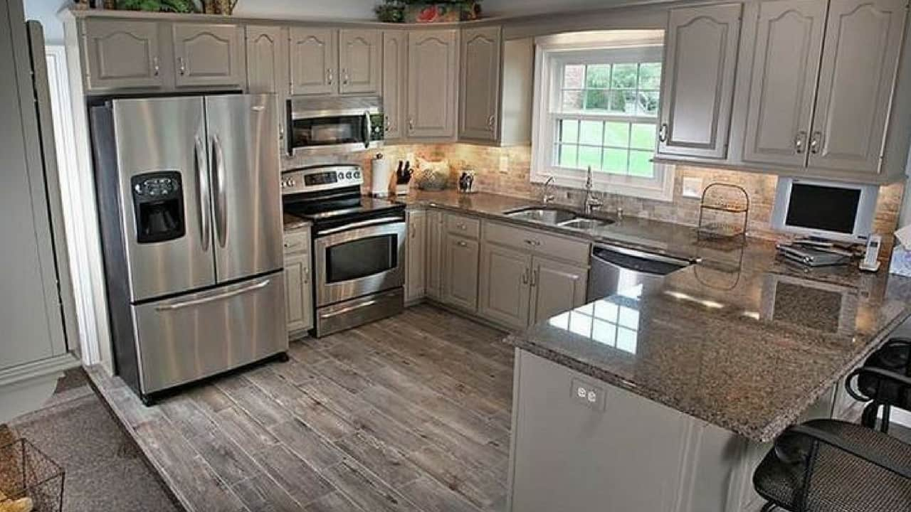 Figuring it out what does a kitchen remodel cost in for How to redo your kitchen
