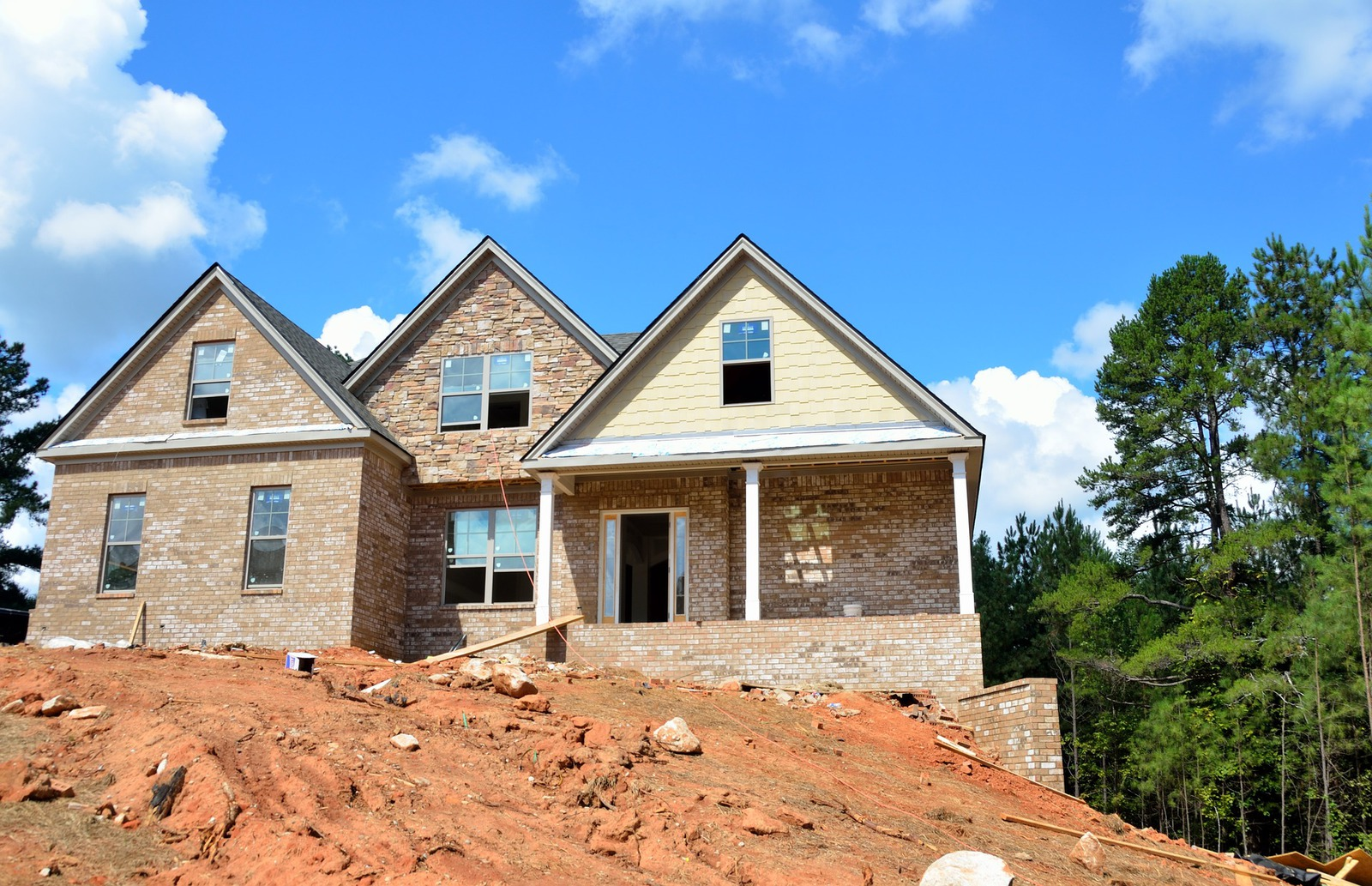 The 5 Definitive Elements of New Home Construction Cost