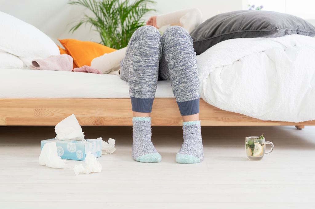 It's Cold and Flu Season Protect Your Northern VA Home With These 5 Items