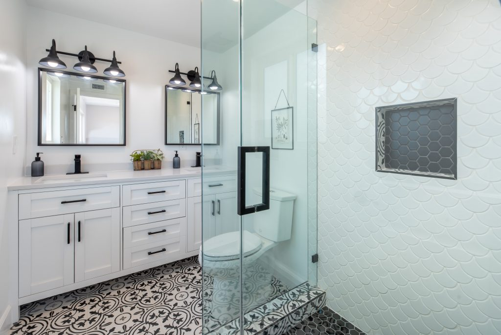 7 Bathroom Design Ideas We Think Are Trending In Great Falls VA