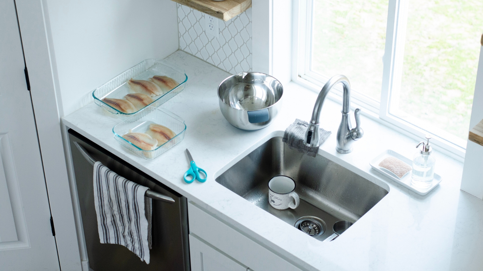 foley home kitchen sink sizes
