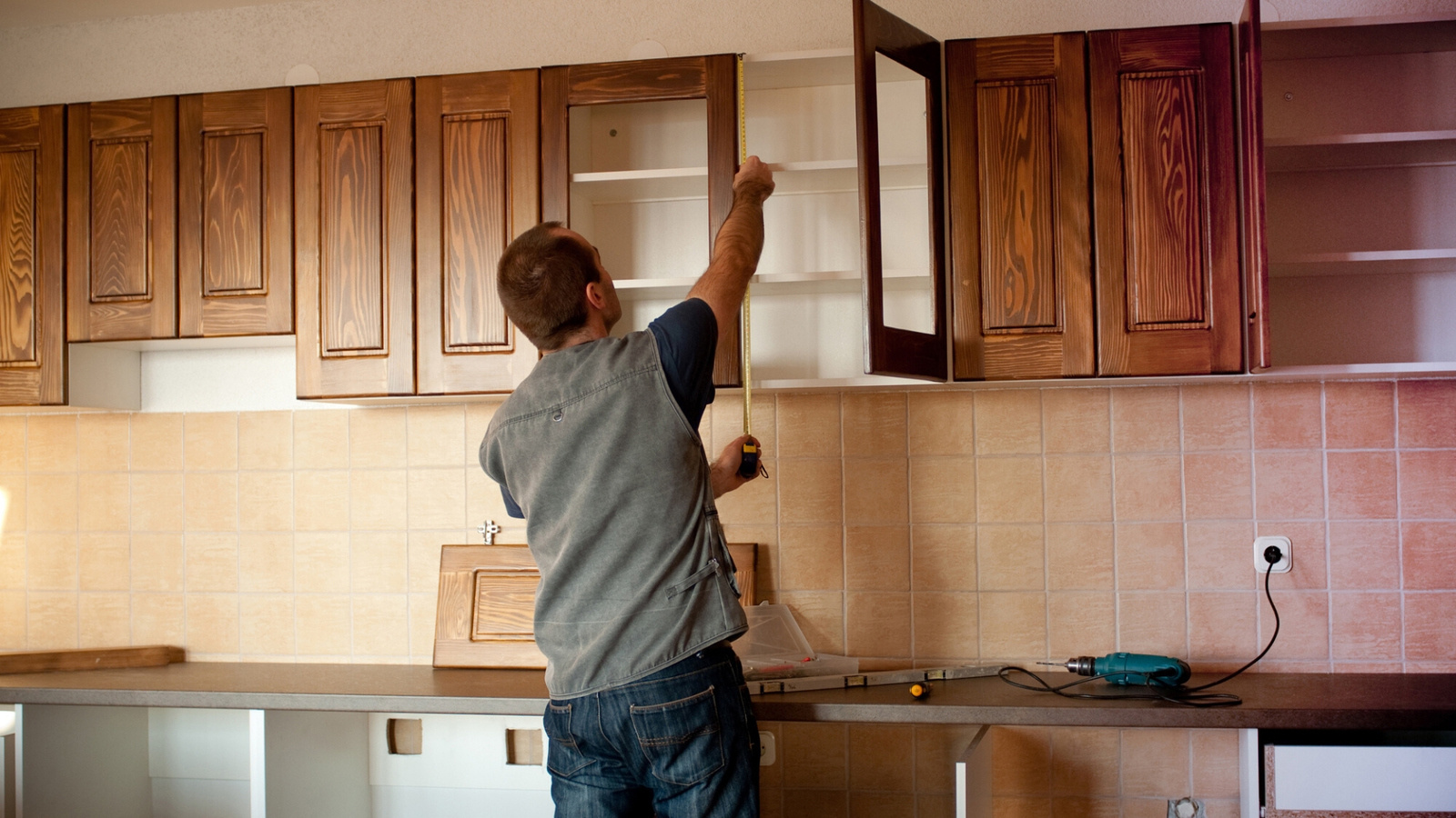 foley homes cabinet refacing vs kitchen remodeling