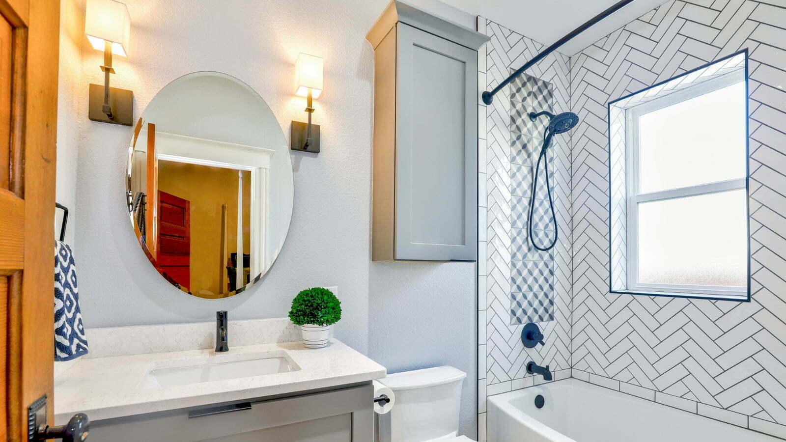 foley homes luxury bathroom