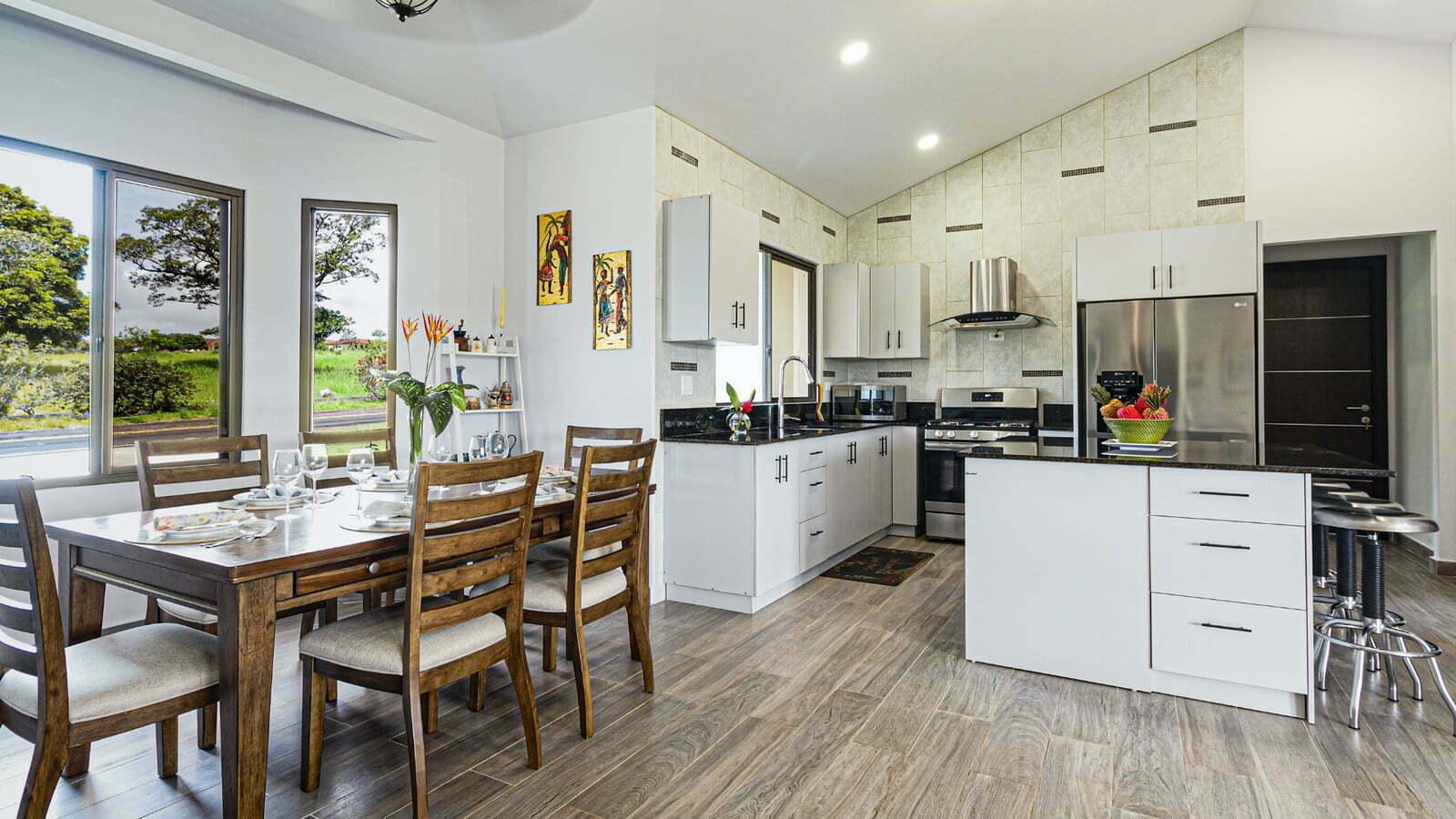 foley homes luxury kitchen
